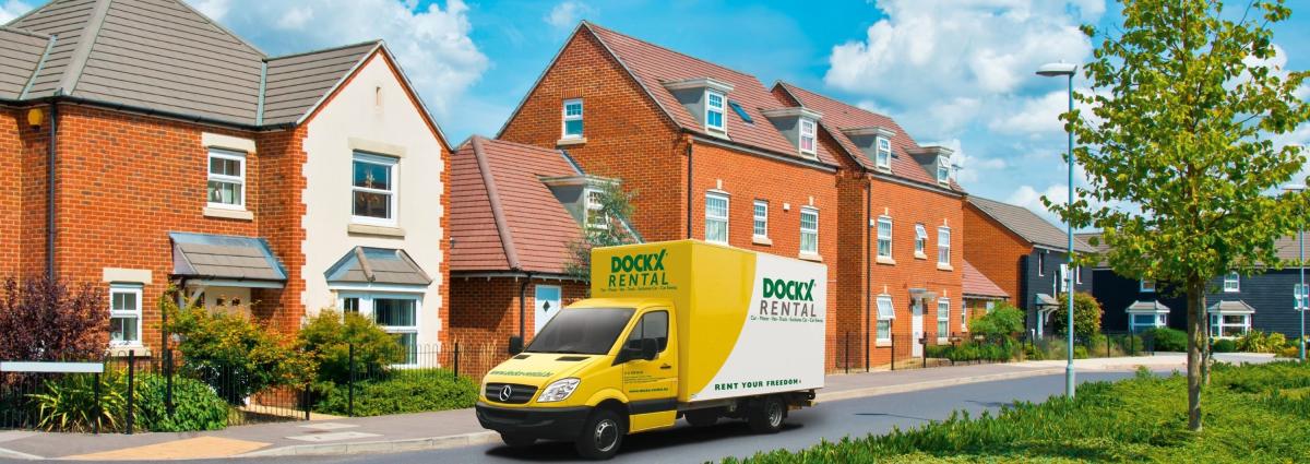Zelf verhuizen Dockx Rental