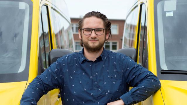 Mattias Sales Manager Dockx Rental