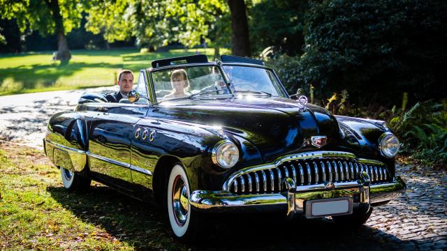 Louer voiture de cérémonie mariage