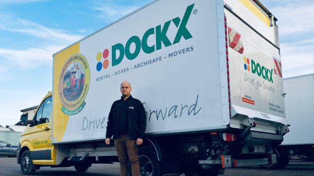 Yassir Shop Manager Dockx Rental
