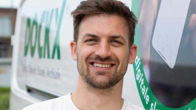 Klaas Sales Officer Dockx Rental